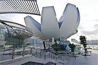 ArtScience Museum at Marina Bay Sands, Singapore Stock Photo - Premium Rights-Managednull, Code: 700-05781032