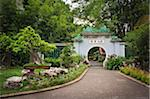 Park Entrance, Macau, People's Republic of China Stock Photo - Premium Rights-Managed, Artist: Tomasz Rossa, Code: 700-05781039