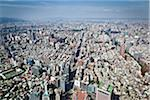 View of Taipei from Taipei 101, Xinyi District, Taipei, Taiwan Stock Photo - Premium Rights-Managed, Artist: Tomasz Rossa, Code: 700-05781051