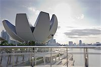 ArtScience Museum at Marina Bay Sands, Singapore Stock Photo - Premium Rights-Managednull, Code: 700-05781056