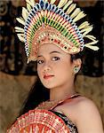 Legong dancer, the Legong dance is said to have been created by the king of Sukawati, Bali, Indonesia, Southeast Asia, Asia Stock Photo - Premium Rights-Managed, Artist: Robert Harding Images, Code: 841-05781123