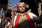 Baris dancer, Bali, Indonesia, Southeast Asia, Asia Stock Photo - Premium Rights-Managed, Artist: Robert Harding Images, Code: 841-05781136