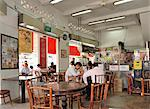 Od fashioned coffee shop, Singapore, Southeast Asia, Asia Stock Photo - Premium Rights-Managed, Artist: Robert Harding Images, Code: 841-05781139