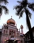 The Sultan Mosque, built in the 1820s, in Kampong Glam, Singapore, Southeast Asia, Asia Stock Photo - Premium Rights-Managed, Artist: Robert Harding Images, Code: 841-05781148