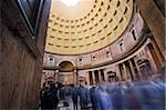 Interior, Pantheon, Rome, Lazio, Italy, Europe Stock Photo - Premium Rights-Managed, Artist: Robert Harding Images, Code: 841-05781530