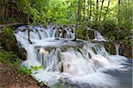 Attractive cascades amongst woodland, Plitvice Lakes National Park (Plitvicka Jezera), UNESCO World Heritage Site, Lika-Senj County, Croatia, Europe Stock Photo - Premium Rights-Managed, Artist: Robert Harding Images, Code: 841-05781587