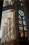 Sagrada Familia, UNESCO World Heritage Site, Barcelona, Catalonia, Spain, Europe Stock Photo - Premium Rights-Managed, Artist: Robert Harding Images, Code: 841-05781906