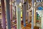 Sagrada Familia, UNESCO World Heritage Site, Barcelona, Catalonia, Spain, Europe Stock Photo - Premium Rights-Managed, Artist: Robert Harding Images, Code: 841-05781912