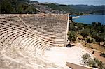 The Amphitheatre at Kas, the only Anatolian theatre to face the sea, Kas, Antalya Province, Anatolia, Turkey, Asia Minor, Eurasia Stock Photo - Premium Rights-Managed, Artist: Robert Harding Images, Code: 841-05781984