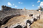 The amphitheatre at the Lycian site of Xanthos, UNESCO World Heritage Site, Antalya Province, Anatolia, Turkey, Asia Minor, Eurasia Stock Photo - Premium Rights-Managed, Artist: Robert Harding Images, Code: 841-05782013