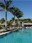 Luxury hotel and resort W, Vieques island, Puerto Rico, West Indies, Caribbean, Central America Stock Photo - Premium Rights-Managed, Artist: Robert Harding Images, Code: 841-05782466