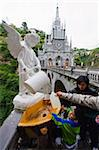 Water fountain at Santuario de las Lajas, Ipiales, Colombia, South America Stock Photo - Premium Rights-Managed, Artist: Robert Harding Images, Code: 841-05782675