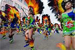 Parade at Oruro Carnival, Oruro, Bolivia, South America Stock Photo - Premium Rights-Managed, Artist: Robert Harding Images, Code: 841-05782818