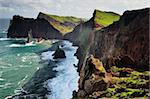 Ponta do Castelo, Madeira, Portugal, Atlantic Ocean, Europe Stock Photo - Premium Rights-Managed, Artist: Robert Harding Images, Code: 841-05783402