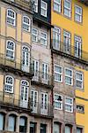 Apartments on Cais da Estiva, Porto, Portugal, Europe Stock Photo - Premium Rights-Managed, Artist: Robert Harding Images, Code: 841-05784330