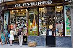 Queviures store on Roger de Lluria Street, Barcelona, Catalonia, Spain, Europe Stock Photo - Premium Rights-Managed, Artist: Robert Harding Images, Code: 841-05784422