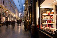 St. Hubert Gallery, Brussels, Belgium, Europe Stock Photo - Premium Rights-Managednull, Code: 841-05784751