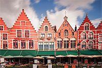 The Markt (Main Market Place), Bruges, Belgium, Europe Stock Photo - Premium Rights-Managednull, Code: 841-05784823