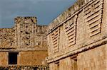 The Nunnery Quadrangle, Uxmal, UNESCO World Heritage Site, Yucatan, Mexico, North America Stock Photo - Premium Rights-Managed, Artist: Robert Harding Images, Code: 841-05785471