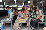 Catholic Mass in Lome, Togo, West Africa, Africa Stock Photo - Premium Rights-Managed, Artist: Robert Harding Images, Code: 841-05785856
