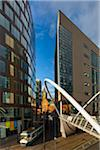 Street View, Manchester, England Stock Photo - Premium Rights-Managed, Artist: Jason Friend, Code: 700-05786107