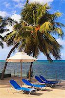 seychelles - Beach Chairs, Praslin Island, Seychelles Stock Photo - Premium Rights-Managednull, Code: 700-05786256