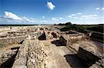 Phoenician ruins, Kerkouane Archaeological Site, UNESCO World Heritage Site, Tunisia, North Africa, Africa Stock Photo - Premium Rights-Managed, Artist: Robert Harding Images, Code: 841-05794595
