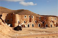 Diaramor Museum in troglodyte dwelling style building, Matmata, Tunisia, North Africa, Africa Stock Photo - Premium Rights-Managednull, Code: 841-05794632