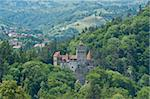Dracula castle, Bran, Romania, Europe Stock Photo - Premium Rights-Managed, Artist: Robert Harding Images, Code: 841-05795106