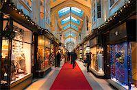 Burlington Arcade at Christmas, Piccadilly, London, England, United Kingdom, Europe Stock Photo - Premium Rights-Managednull, Code: 841-05795497