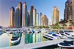 Dubai Marina, Dubai, United Arab Emirates, Middle East Stock Photo - Premium Rights-Managed, Artist: Robert Harding Images, Code: 841-05795779