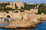 Citadel of Rhodes, UNESCO World Heritage Site, Rhodes, Dodecanese, Greek Islands, Greece, Europe Stock Photo - Premium Rights-Managed, Artist: Robert Harding Images, Code: 841-05796340