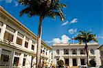City hall, Fort-de-France, Martinique, French Overseas Department, Windward Islands, West Indies, Caribbean, Central America Stock Photo - Premium Rights-Managed, Artist: robertharding, Code: 841-05796489