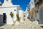 Parikia (Hora), Paros Island, Cyclades, Greek Islands, Greece, Europe Stock Photo - Premium Rights-Managed, Artist: Robert Harding Images, Code: 841-05796777