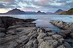 Elgol on the Isle of Skye looking across Loch Scavaig to the Cuillin Mountains, Scotland, United Kingdom, Europe Stock Photo - Premium Rights-Managed, Artist: Robert Harding Images, Code: 841-05796855