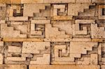 Geometric stone carving, Zapoteca culture, Mitla, Oaxaca, Mexico, North America Stock Photo - Premium Rights-Managed, Artist: Robert Harding Images, Code: 841-05797090