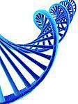 DNA, artwork Stock Photo - Premium Royalty-Free, Artist: Alberto Biscaro, Code: 679-05797109