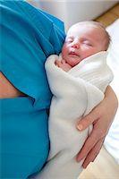 Newborn baby Stock Photo - Premium Royalty-Freenull, Code: 679-05797323