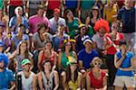 Fans at soccer game in Cape Town, South Africa Stock Photo - Premium Royalty-Free, Artist: Tim Mantoani, Code: 618-05800169