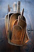 Wooden Vintage Scoops, Ontario, Canada Stock Photo - Premium Royalty-Freenull, Code: 600-05800591