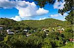 View of Town, Antigua, Antigua and Barbuda Stock Photo - Premium Rights-Managed, Artist: Alberto Biscaro, Code: 700-05800556