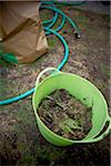 Bucket of Yard Waste, Toronto, Ontario, Canada Stock Photo - Premium Royalty-Free, Artist: Shannon Ross, Code: 600-05800645
