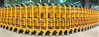 Shopping Carts at Mega Store Stock Photo - Premium Royalty-Freenull, Code: 600-05803165