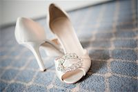 Close-Up of High Heel Shoes Stock Photo - Premium Rights-Managednull, Code: 700-05803124