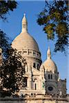 La Basilique du Sacre-Coeur, Paris, France Stock Photo - Premium Rights-Managed, Artist: Damir Frkovic, Code: 700-05803145