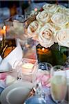 Wedding Table Decor Stock Photo - Premium Rights-Managed, Artist: Ikonica, Code: 700-05803334