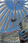 Interior of Sony Center, Potsdamer Platz, Berlin, Germany Stock Photo - Premium Rights-Managed, Artist: Siephoto, Code: 700-05803421