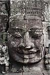 Stone Faces of Bayon Temple, Angkor Thom, Siem Reap, Cambodia Stock Photo - Premium Rights-Managed, Artist: dk & dennie cody, Code: 700-05803483