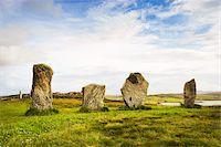Callanish Stones, Callanish, Isle of Lewis, Outer Hebrides, Scotland Stock Photo - Premium Rights-Managednull, Code: 700-05803592