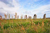 Callanish Stones, Callanish, Isle of Lewis, Outer Hebrides, Scotland Stock Photo - Premium Rights-Managednull, Code: 700-05803593